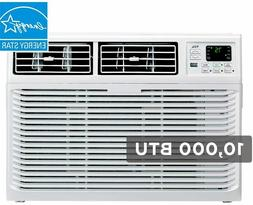 TCL 10000 BTU 450 sq. ft. Window Air Conditioner with Remote