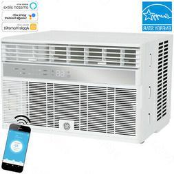 GE 10000 BTU Smart Window Air Conditioner, 450 SqFt Room WiF