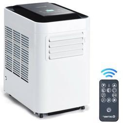 10000BTU Portable Air Conditioner AC Unit Dehumidifier w/Rem