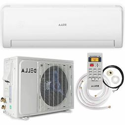Mini Split Air Conditioner Inverter Wall Heat Pump System 12