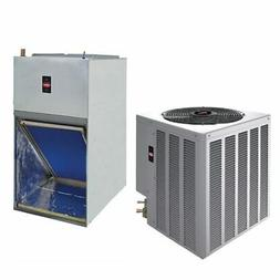 Rheem - 1.5 Ton Cooling - Air Conditioner + Front Return Air