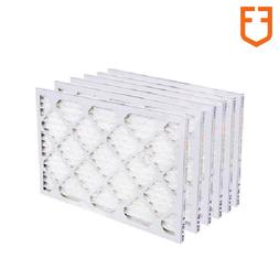 Filters Fast 20x20x1 HVAC Home Air Filters Merv 8 Case of 6