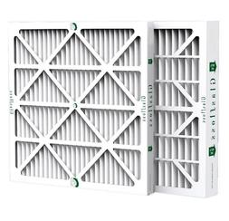 """4"""" Inch Glasfloss ZL MERV 10 Pleated Air Filters for AC & Fu"""
