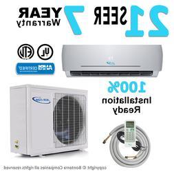 24000 BTU -  21 SEER  - Ductless Mini Split Air Conditioner