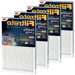 3M 2200 Series Air Filtrete Filter Reduce Dust Allergens Bac