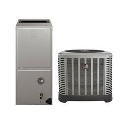 4 Ton 16 Seer Rheem / Ruud Air Conditioning System w/15Kw He