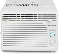 TCL 5,000 BTU Mechanical Window Air Conditioner White