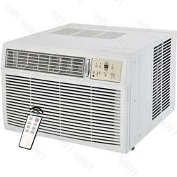 8000 BTU Window AC Unit w/ Heating, 115V Standard Air Condit