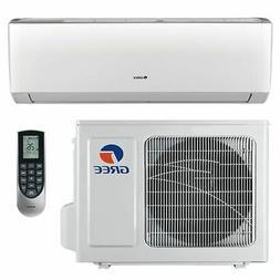 GREE 9000 BTU Mini Split Air Conditioner Heat Pump SEER 23 E