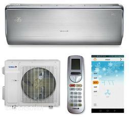 GREE 9000 BTU Split Air Conditioner Heat Pump SEER 30.5 ENER