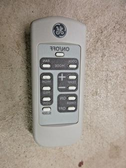 GE Air Conditioner Remote Control - Part # CRMC-A778JBEZ : B