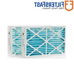 Filters Fast Brand MERV 11 Air Filters 2-Pack Replaces X6670