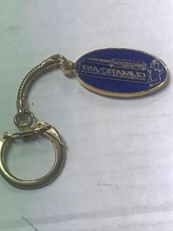 Climatic-Air Automotive Air Conditioners Blue Keychain