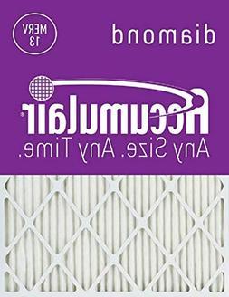 Accumulair Diamond 16.38x21.5x1  MERV 13 Air Filter/Furnace
