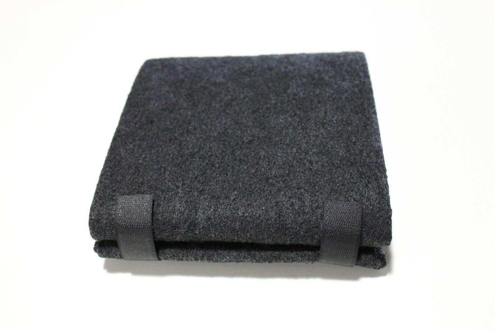 1 x cut to fit carbon pad