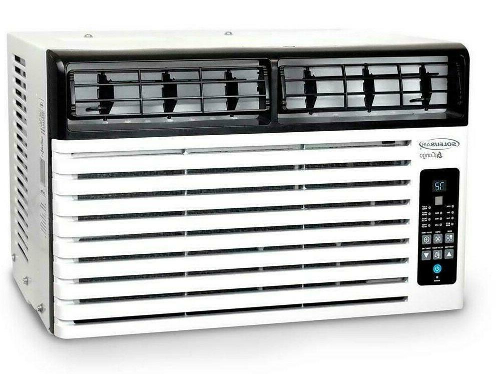 Soleus 115-Volt Window with Remote
