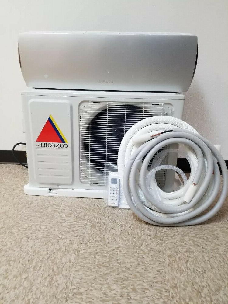 18,000 Conditioner, Pump Split 1.5 Ton With/KIT