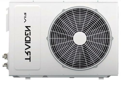 12000 Ductless Conditioner, Heat Pump Mini Split 1 w/