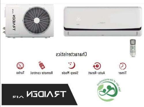 Conditioner, Heat Pump Split 110V: w/ KIT