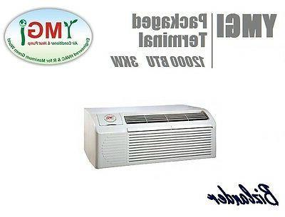 YMGI 12000BTU PTAC TERMINAL AIR CONDITIONER 5KW HEATER