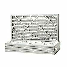 12x21x1 12 Pack Pleated MERV 8 Air Filters. Actual size 11-3