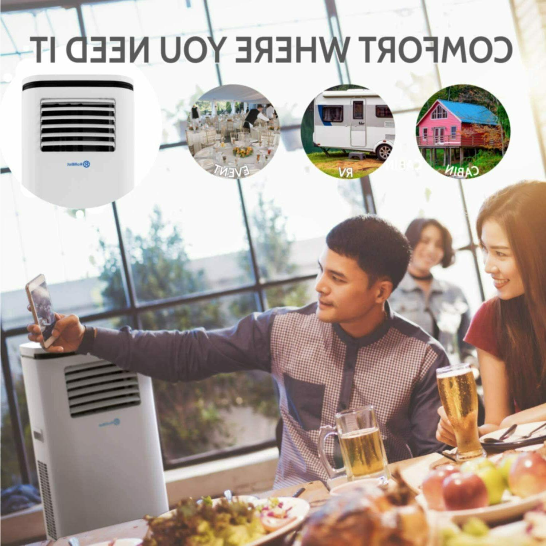 Rollicool Portable Air Wi-Fi Dehumidifier