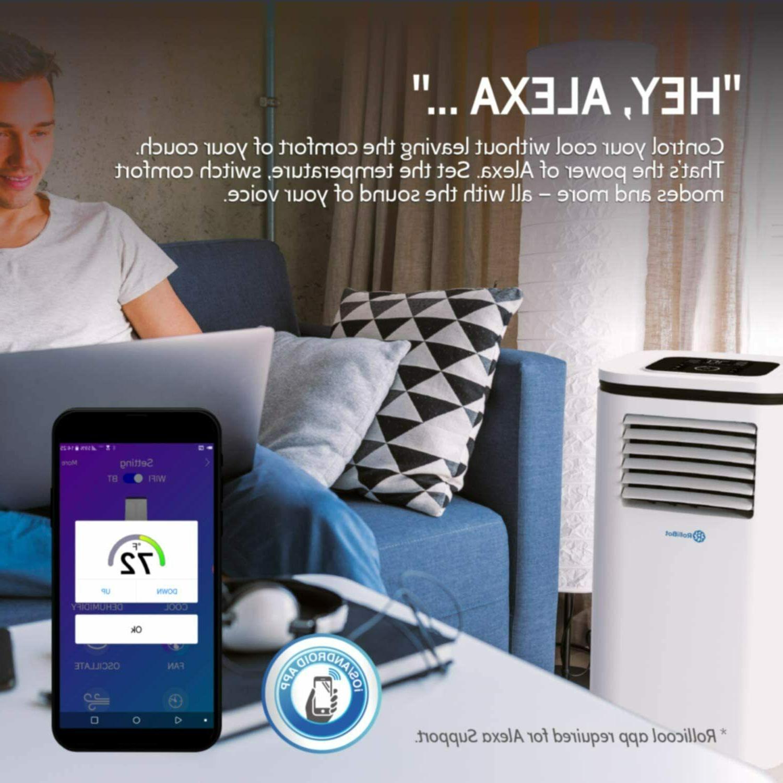 Rollicool Wi-Fi Dehumidifier