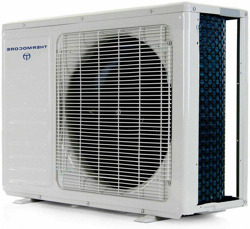 19 SEER Ductless Air Conditioner Heat Pump