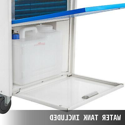 25000BTU/H Industrial Air Double Pipe Portable Cooler