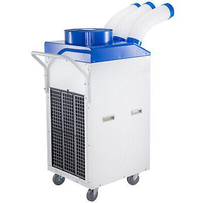 25000BTU/H Air Double Pipe Portable Cooler