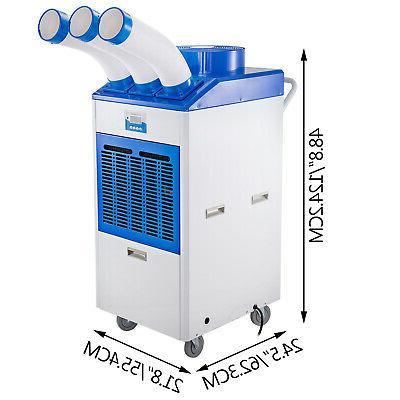 25000BTU/H Industrial Air Double Air Cooler