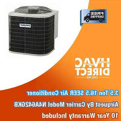 5 Ton 16.5 SEER AirQuest by Carrier Air Conditioner Condense