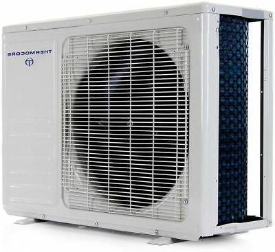 20 18000 BTU Ductless Mini Split Air Conditioner Pump