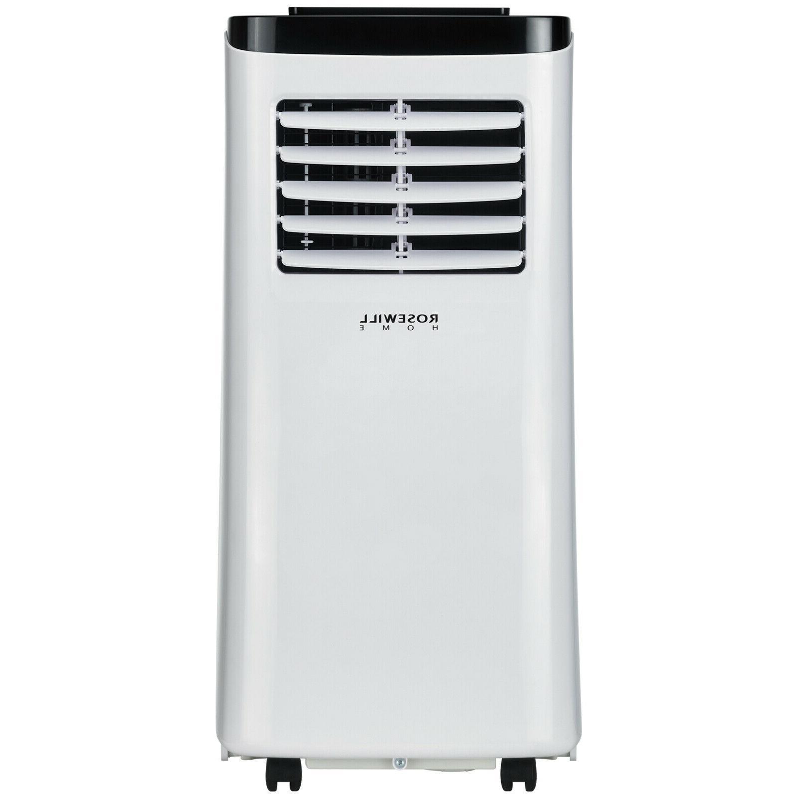 8000 btu portable air conditioner and dehumidifier