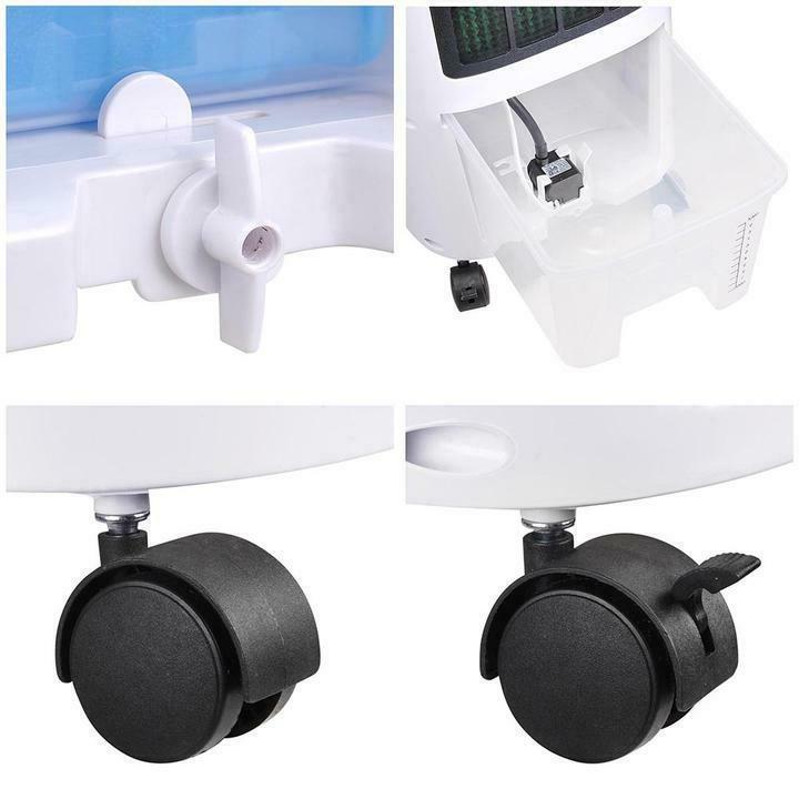 BestCool™ Portable Air Conditioner Cooler Fan & Evaporator Air