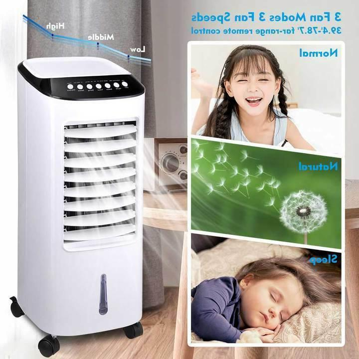 BestCool™ Portable Cooler Indoor Unit with Fan & Evaporator Air