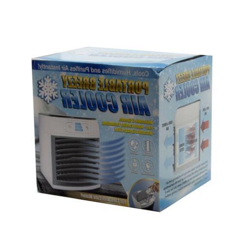 Breezy Portable Fan humidifier