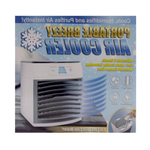 Breezy Fan humidifier