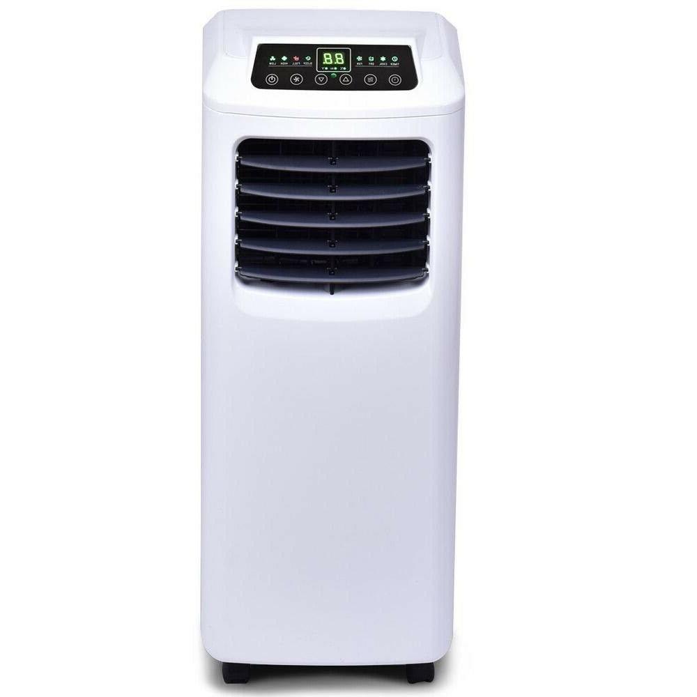 Costway 10000 BTU Portable Air Conditioner & Dehumidifier Fu