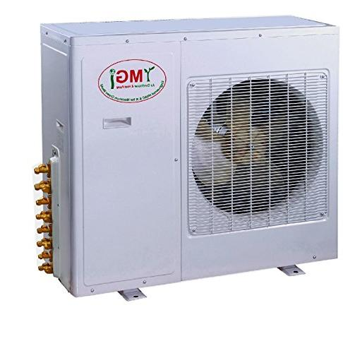 YMGI Dual 48000 Wall Mini Air Conditioner with Home, Office,