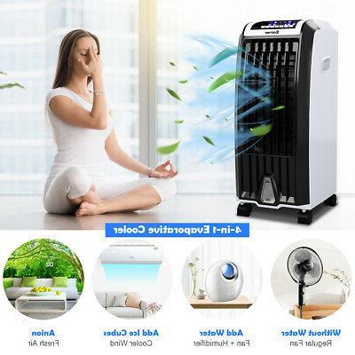 Evaporative Portable Conditioner Cooler W/ Remote