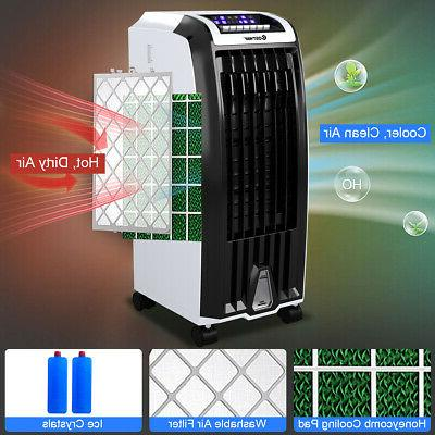 Evaporative Portable Cooler W/ Remote Control