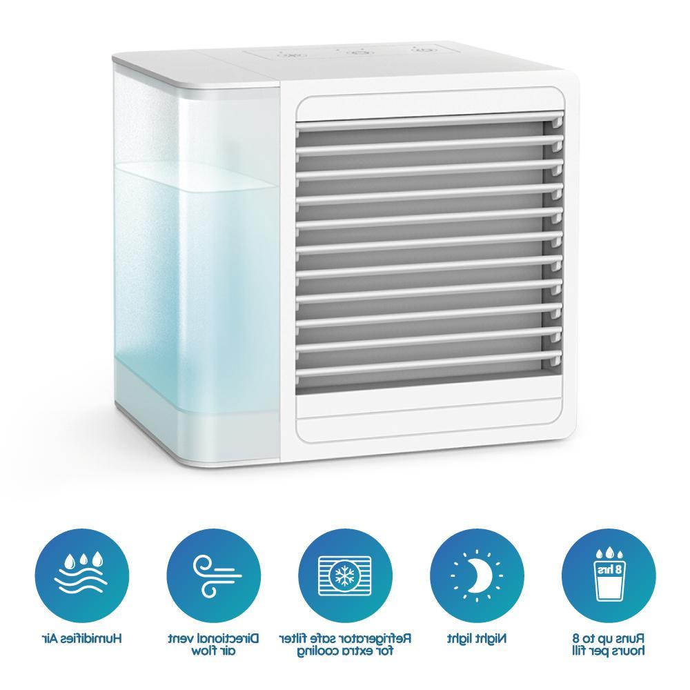 Personal Portable Cooler AC Air Conditioner unit  Air Fan Hu