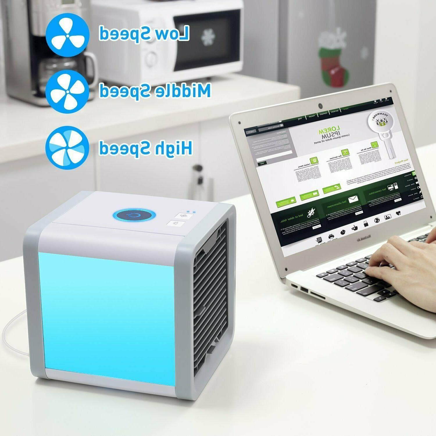 Mini USB Portable Conditioning Humidifier Purifier 7