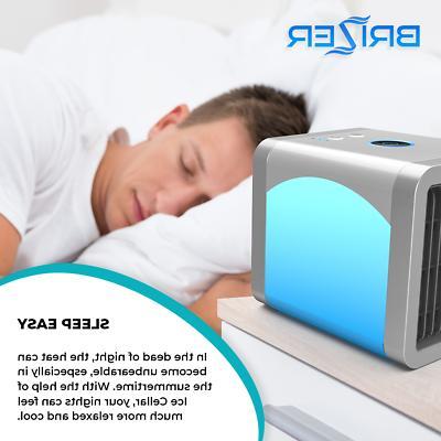 Personal Portable Air unit Air Fan Humidifier Purifier