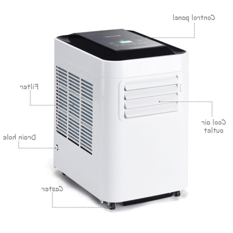 Ac Unit Dehumidifier W/ Remote