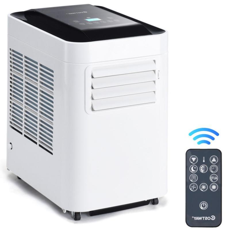 Portable Air 10000Btu Ac Unit W/ Remote