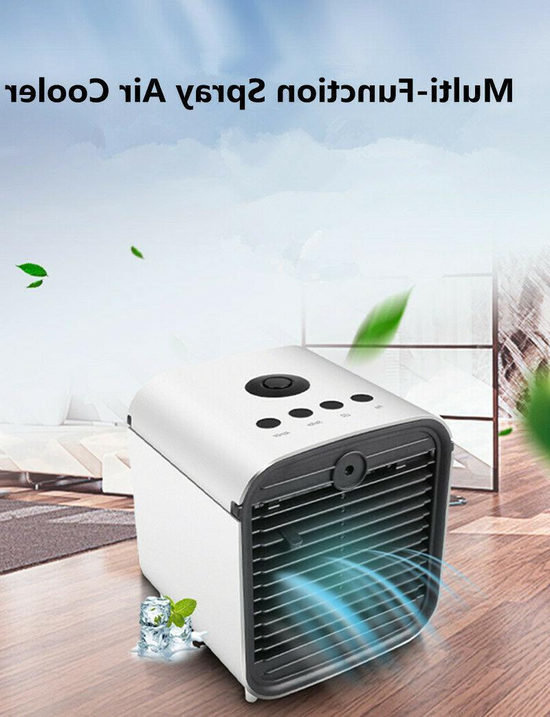 Portable Air Fan Humidifier Evaporative Home Office