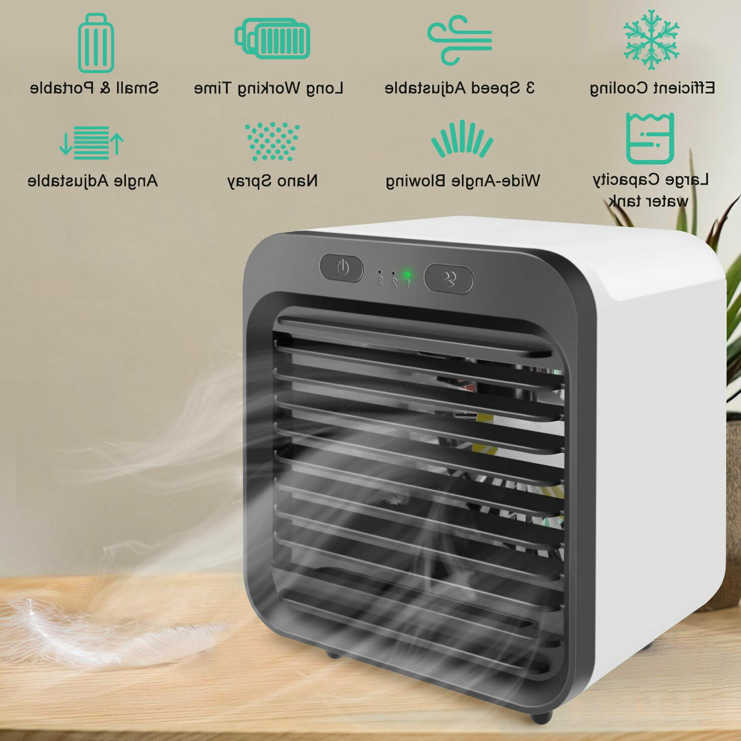 Portable Conditioner Cooler Rechargeable