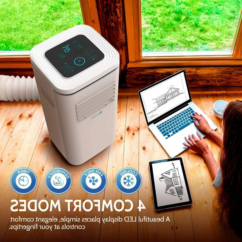 Rollicool Portable Air 10000 BTU /Dehumidifier w/ Voice